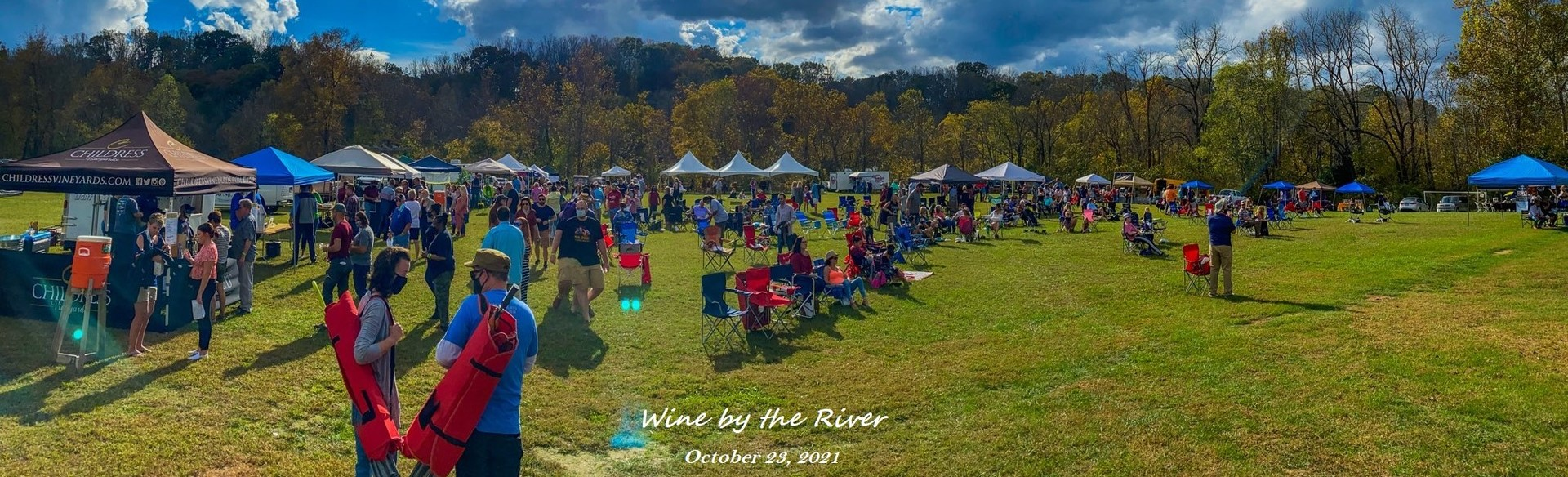 Wine by the River Festival