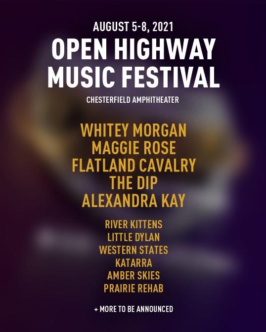 Open Highway Music Festival 2021