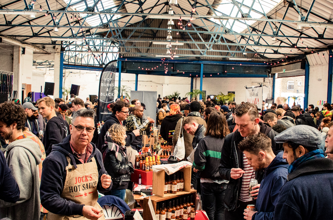 Hot Sauce Society - London's only Hot Sauce Festival