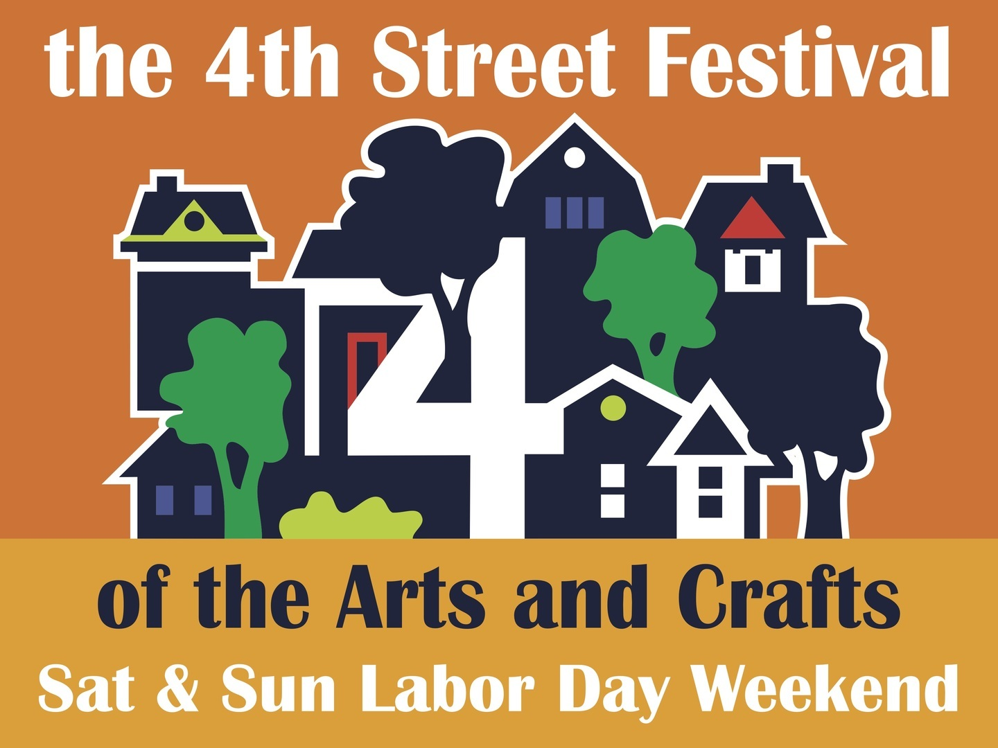 Fourth Street Festival of the Arts and Crafts