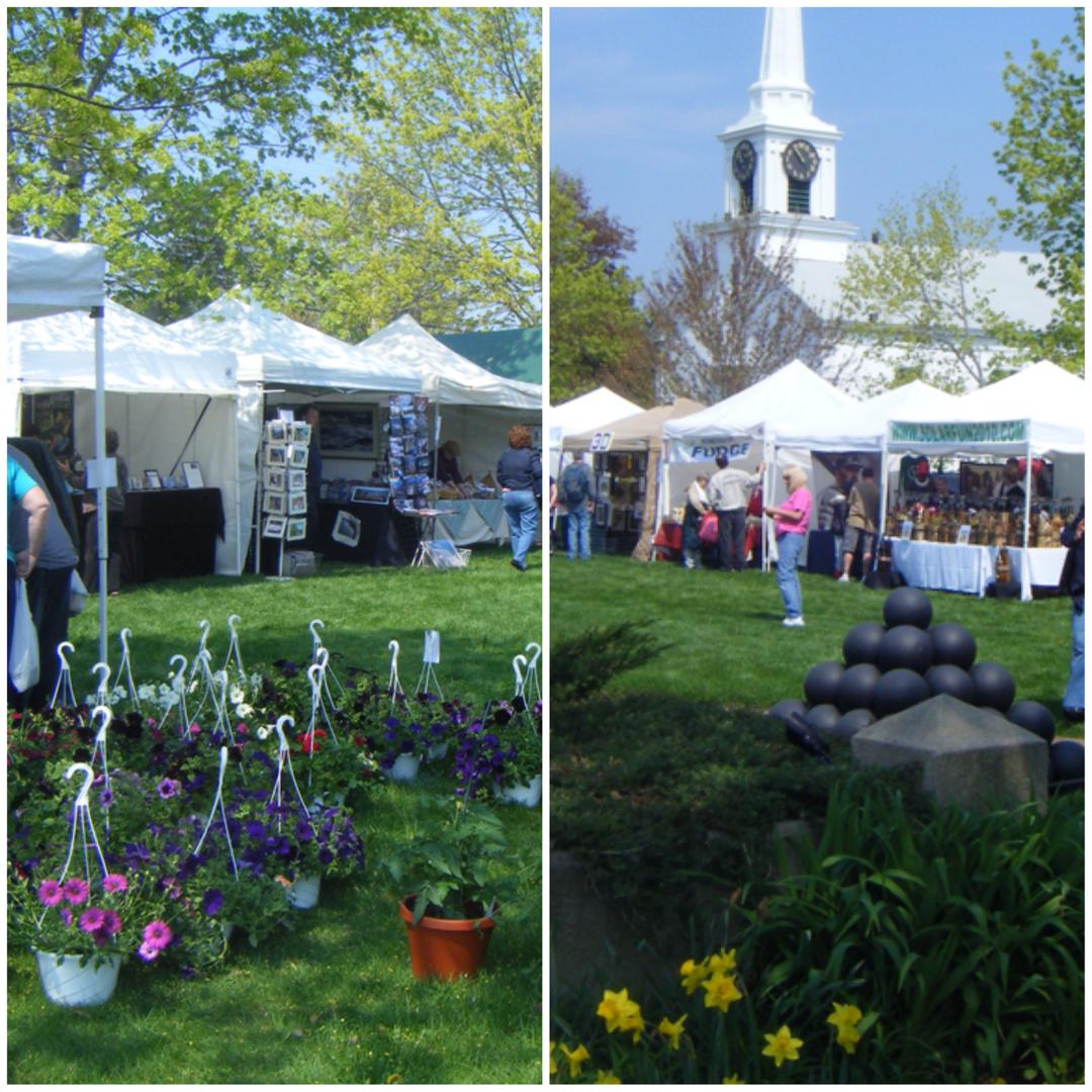 13th Annual Hampton Falls Craft Festival
