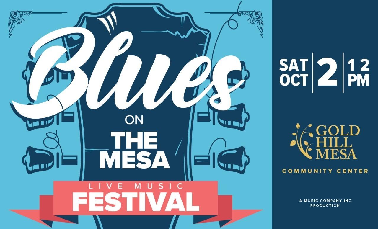 Blues On The Mesa,