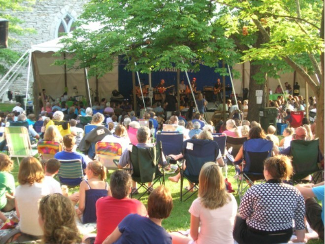 42nd Annual Middlebury Festival on-the-Green