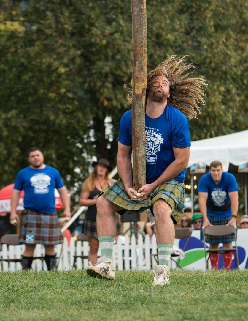 Celtic Classic Highland Games and Festival