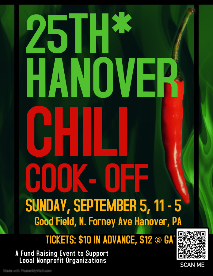 Hanover Chili Cook Off