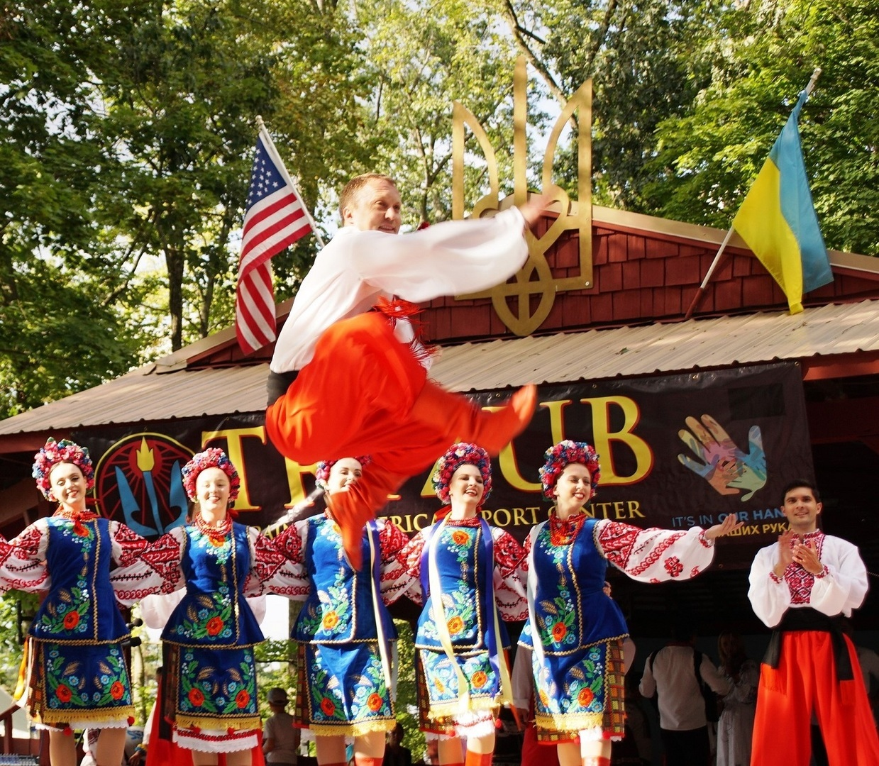 UKRAINIAN FOLK FESTIVAL & SUMMER CONCERT 2021