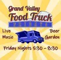Grand Valley Food Truck Friday