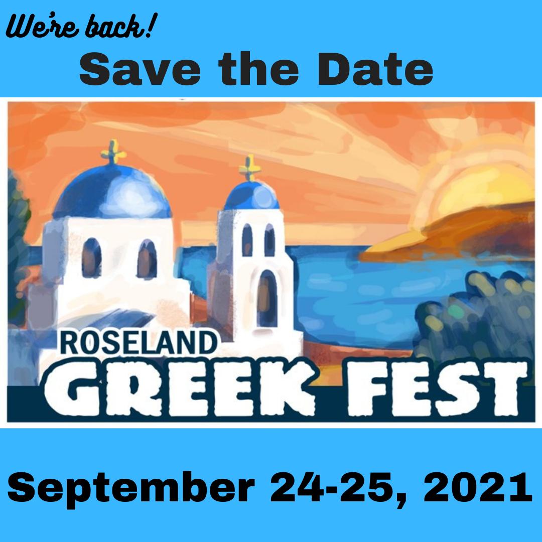 Roseland Greek Fest