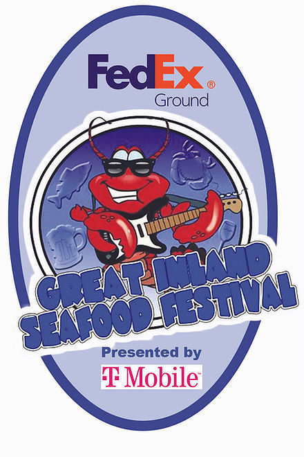 FedEx Ground Great Inland Seafood Festival presented by T-Mobile