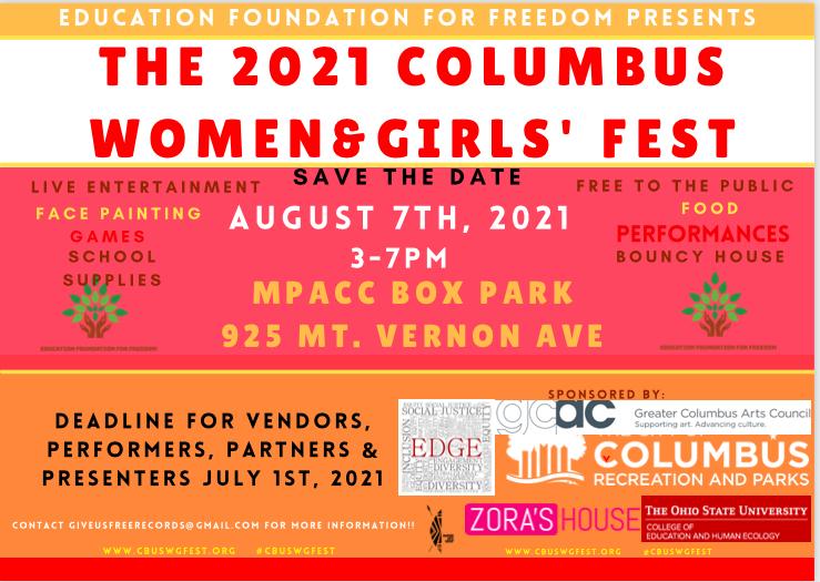 2021 Columbus Women & Girls' Fest