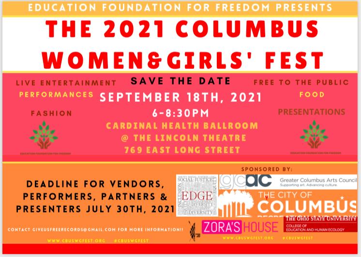 PART II: 2021 Columbus Women & Girls' Fest