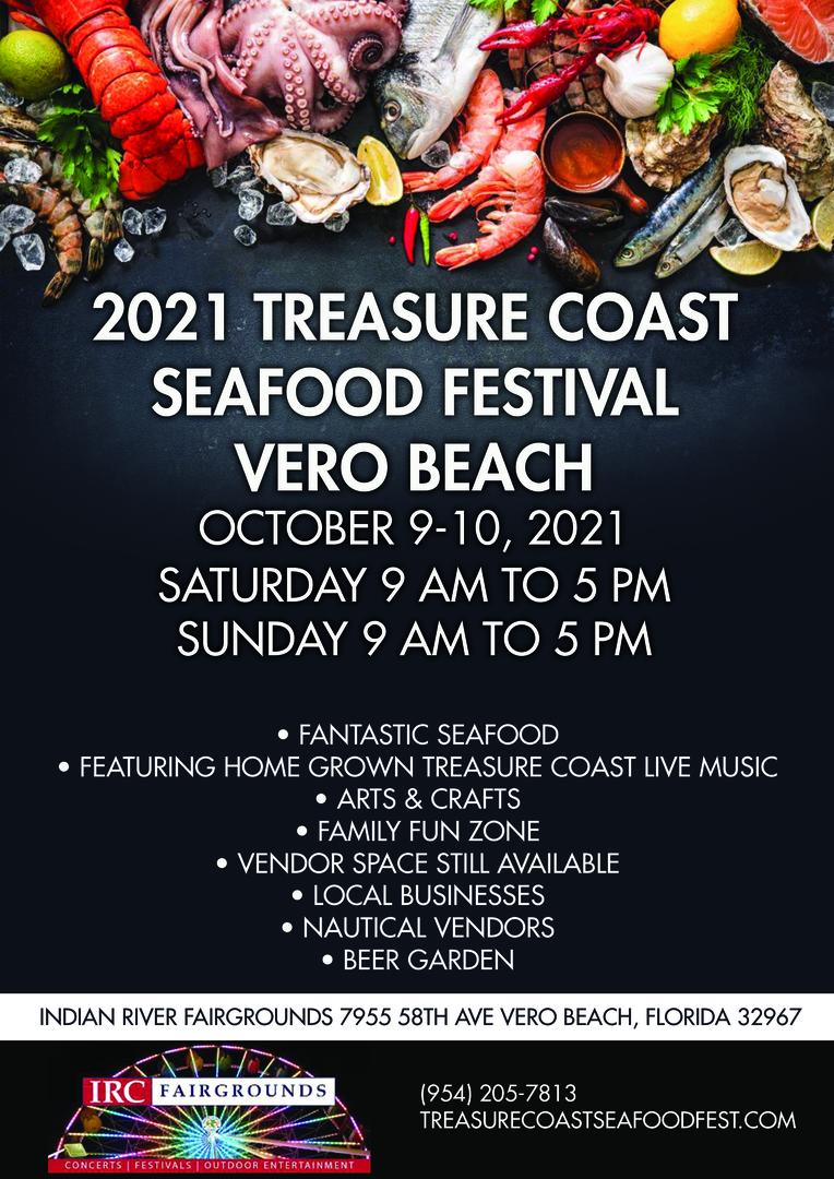 Treasure Coast Seafood - Vero Beach