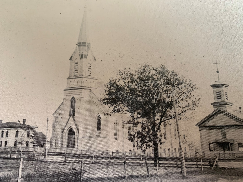 St. John's Catholic Church Picnic with a New Twist