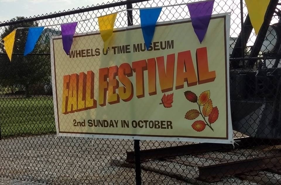 Fall Festival at the Wheels O' Time Museum