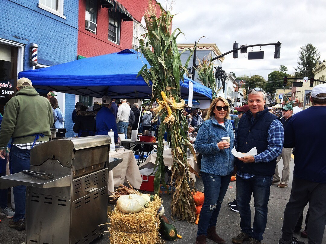 TASTE OF OUR TOWNS | Saturday, October 9, 2021 | Downtown Lewisburg, West Virginia