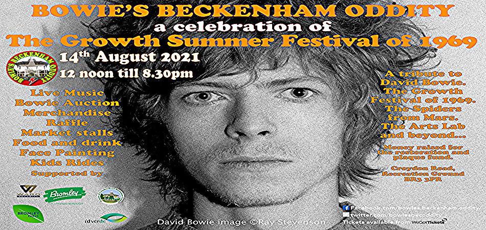 Bowie's Beckenham Oddity