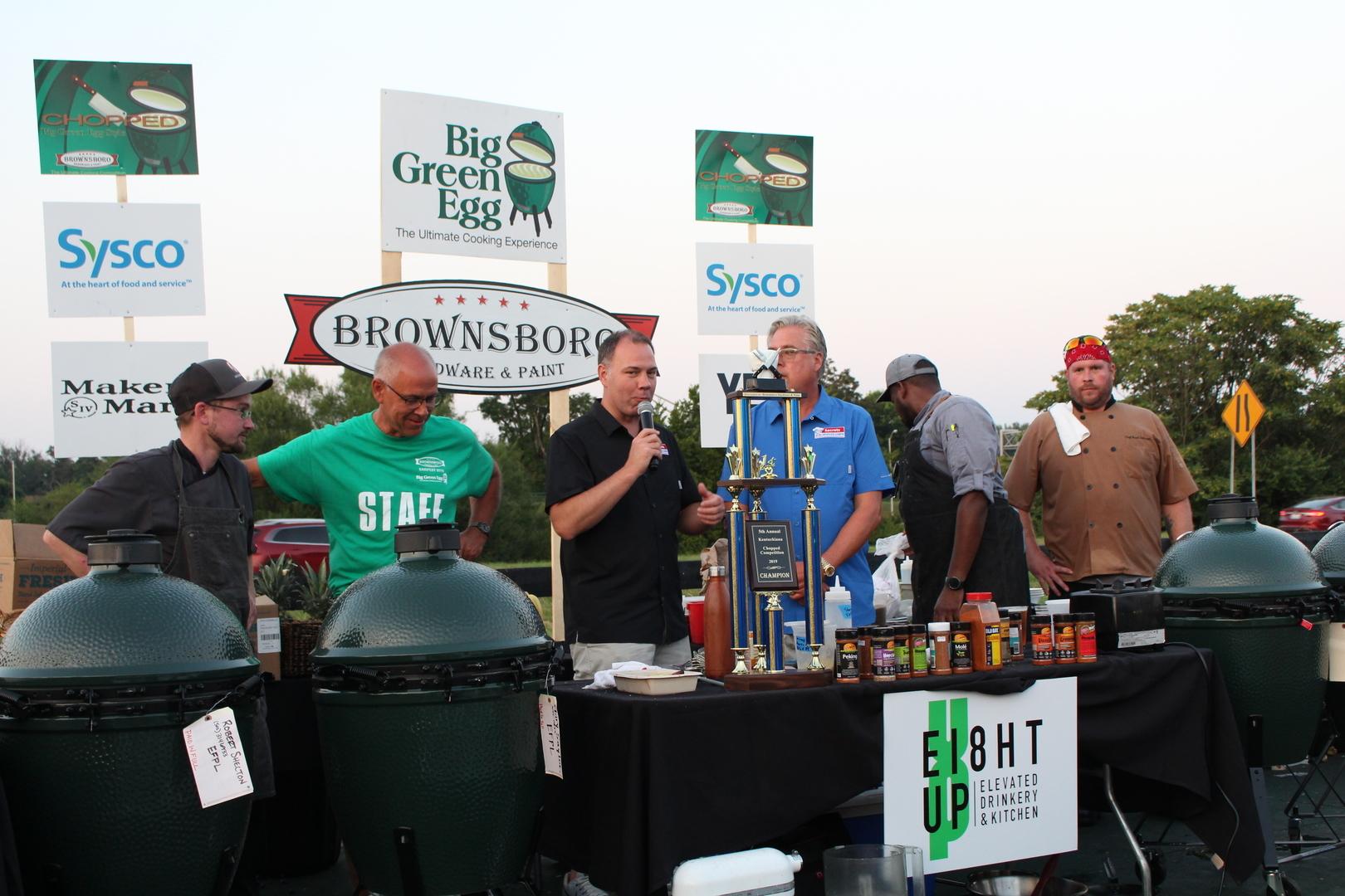 Big Green EGGFest - Big Green EGGFest