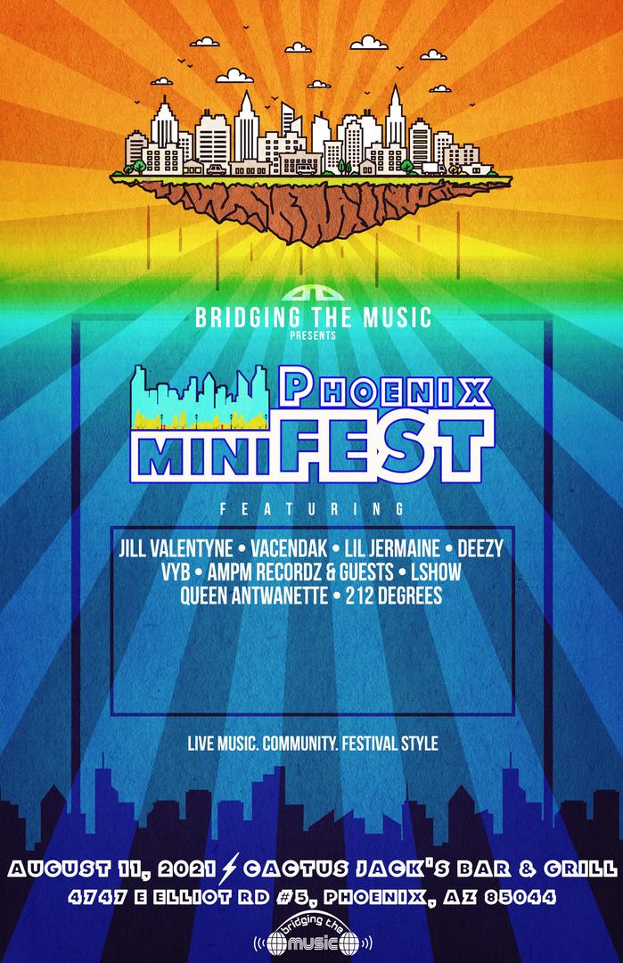 Bridging The Music Presents: PHOENIX miniFEST