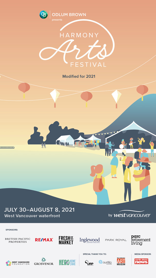 Harmony Arts Festival - Modified for 2021