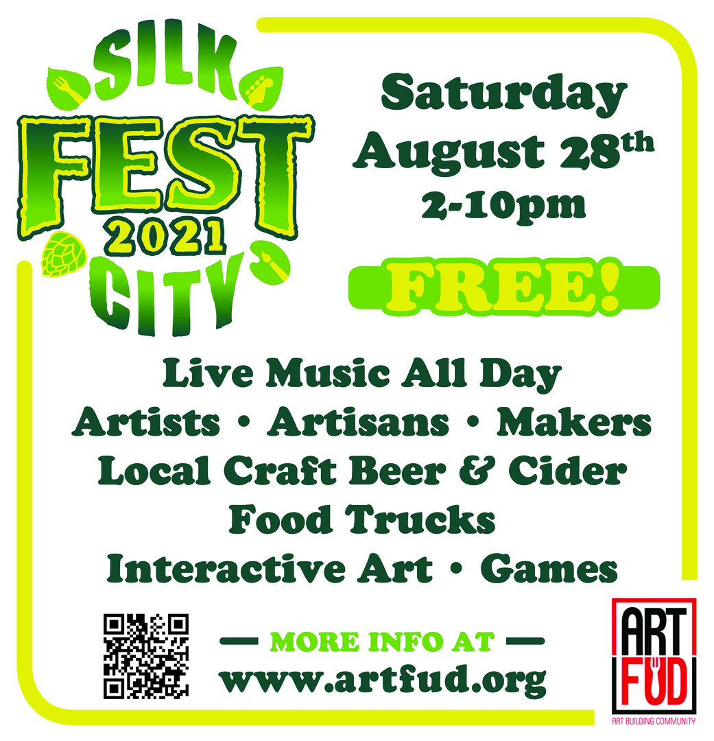 Silk City Fest 2021 - Silk City Fest 2021