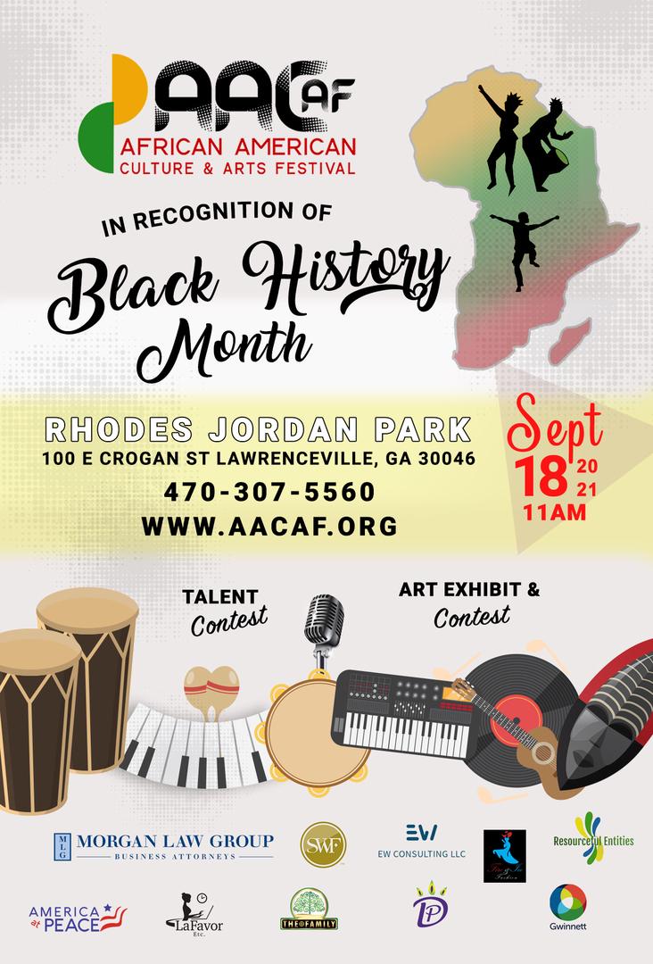African American Culture & Arts Festival
