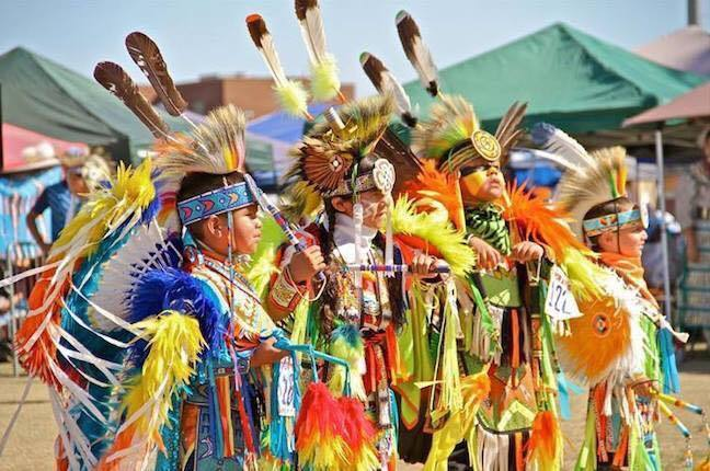 Spirit of the Buffalo Pow Wow and Native American Festival