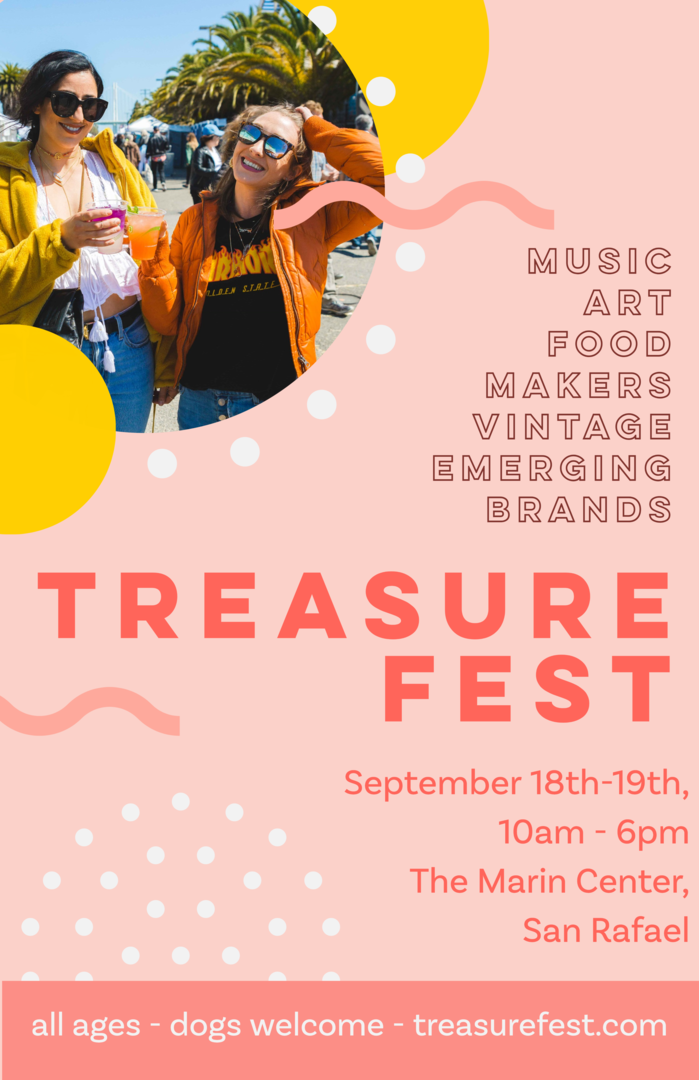 TreasureFest celebrates 10 years with Festival in Marin
