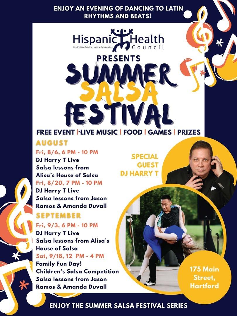 Summer Salsa Festival