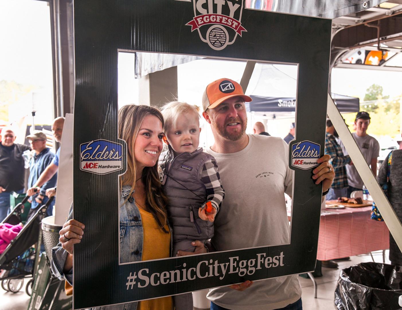 Scenic City Eggfest