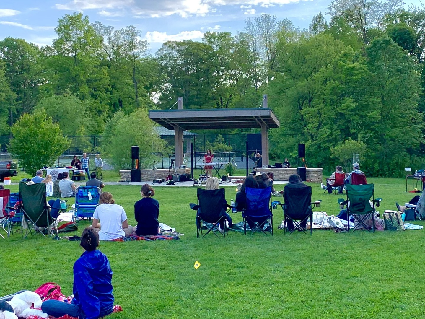 Summer Concert Series: Music In The Park