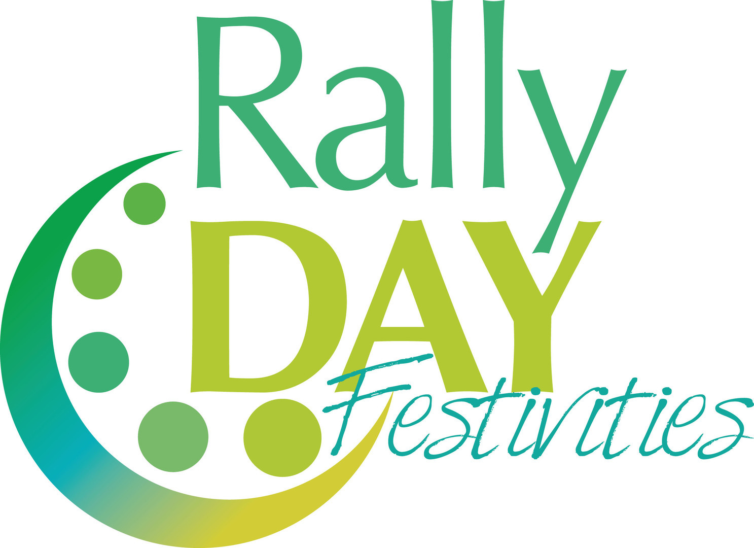 Rally Day Street Party!
