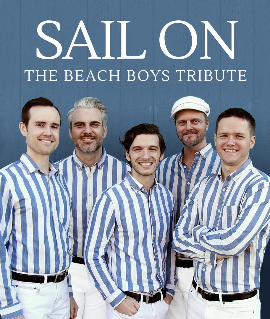 Sail On: The Beach Boys Tribute - Sail On: The Beach Boys Tribute