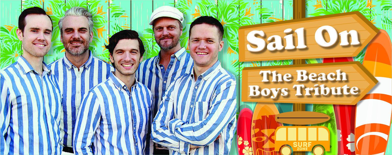 Sail On: The Beach Boys Tribute