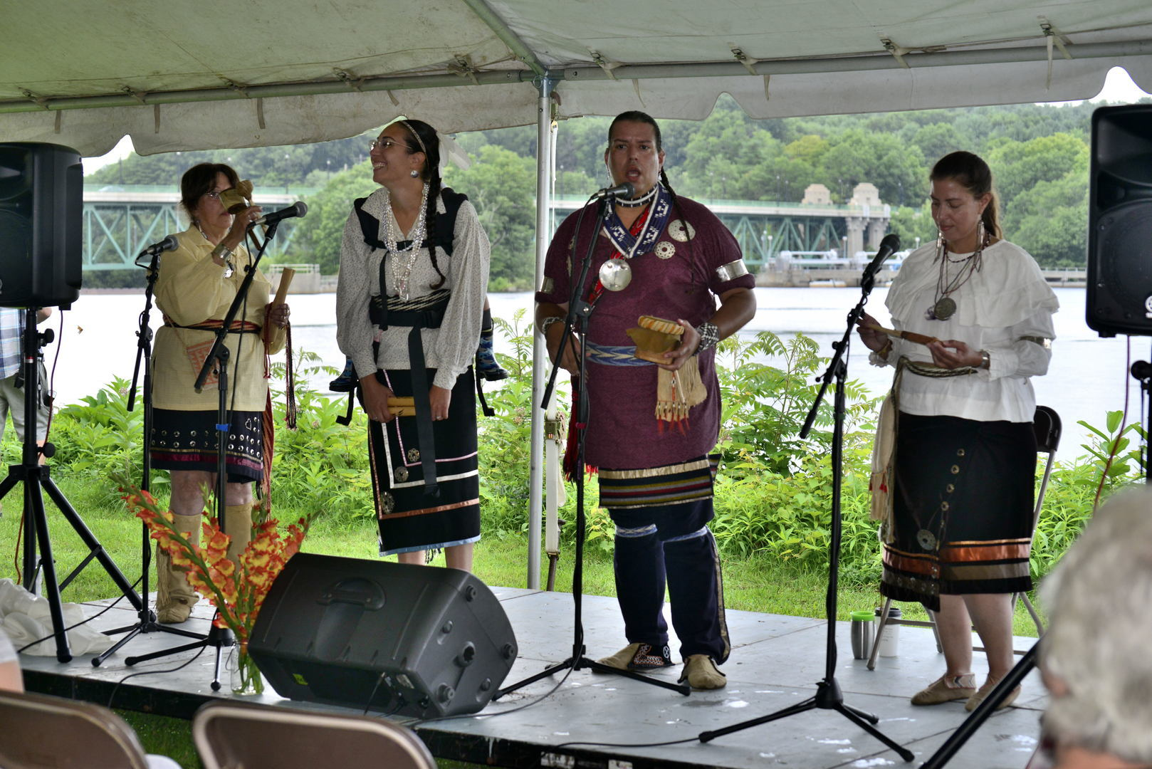 8th Annual Pocumtuck Homelands Festival - 8th Annual Pocumtuck Homelands Festival