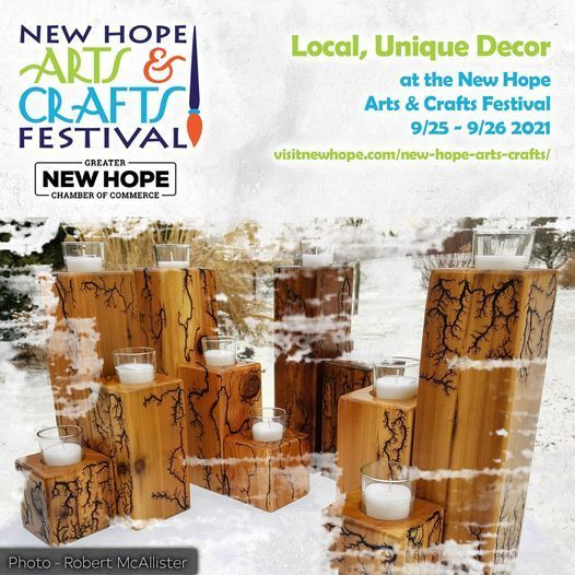 New Hope Arts & Crafts Festival