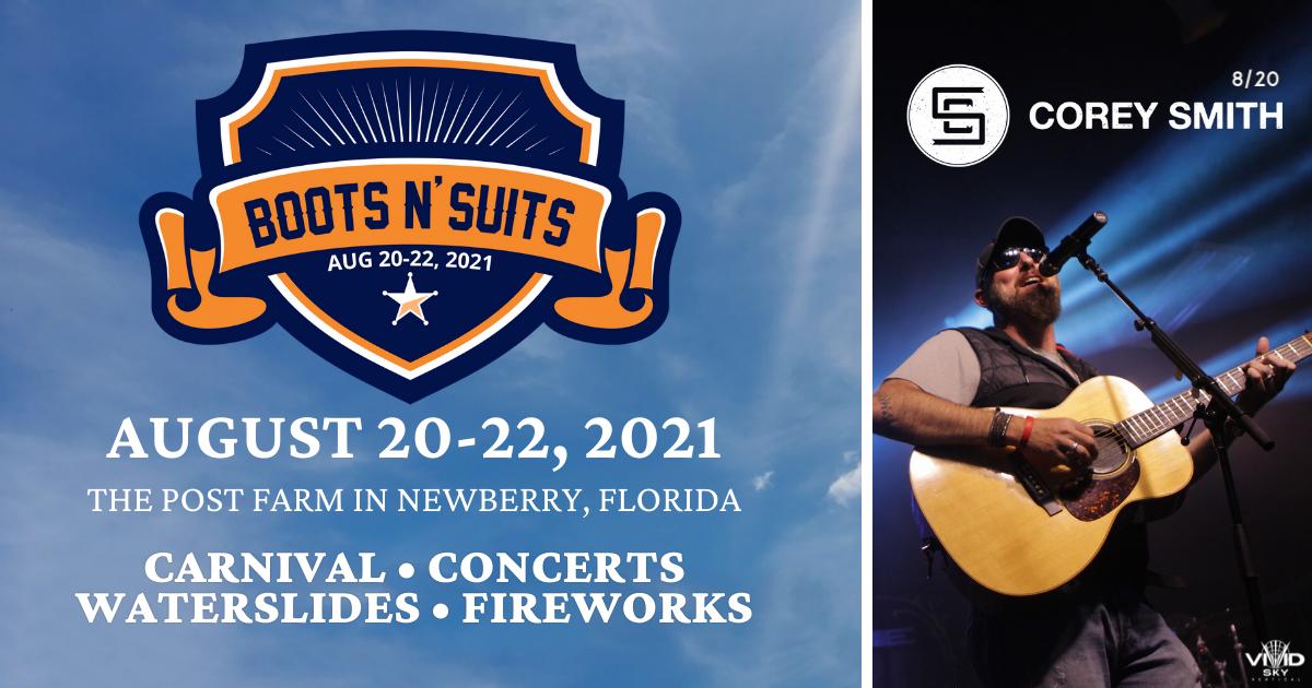 Boots N' Suits Festival