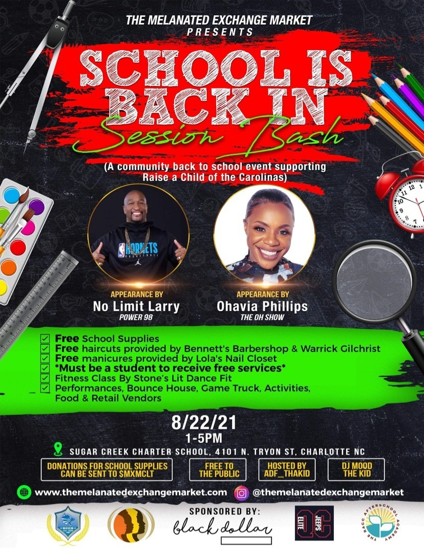 School is Back in Session Bash