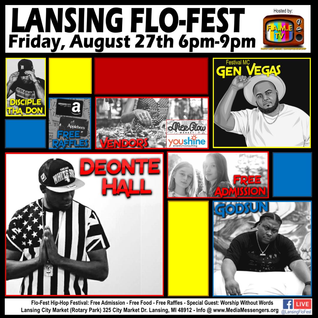 Lansing Flo-Fest (Hip Hop Festival)