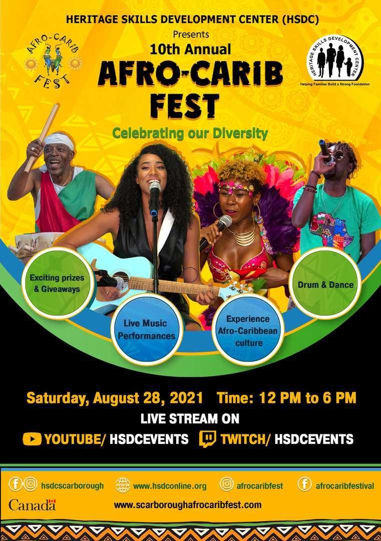 Afro-Carib Fest
