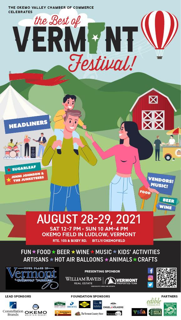 Best of Vermont Summer Festival