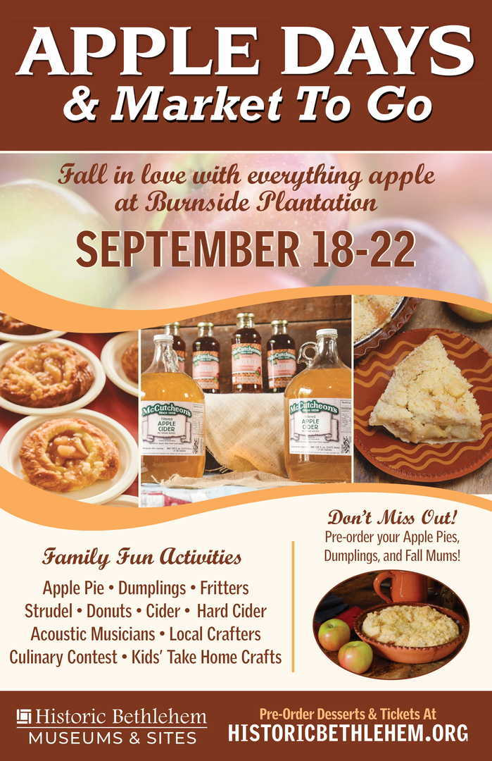 Apple Days & Market To Go