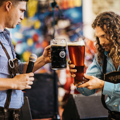 4th Annual Oktoberfest at Moontown Brewing (Whitestown, IN)