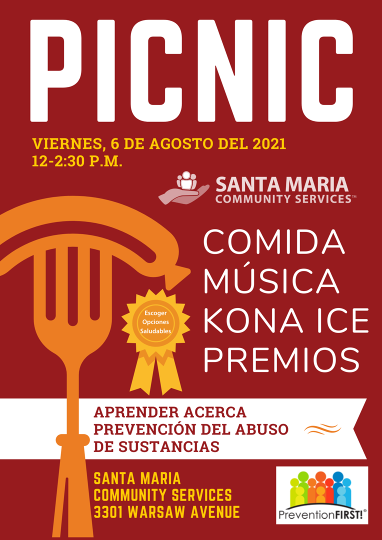 Santa Maria's Picnic for Prevention