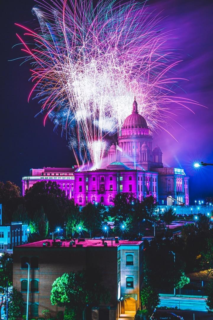 2021 Flames of Hope: A Celebration of Life + Fireworks