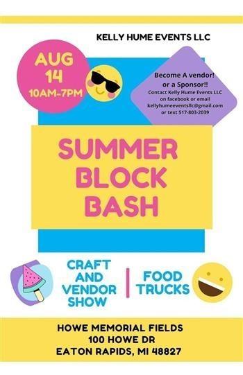 Summer Block Bash