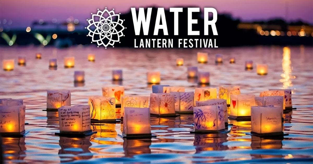Utah County Water Lantern Festival