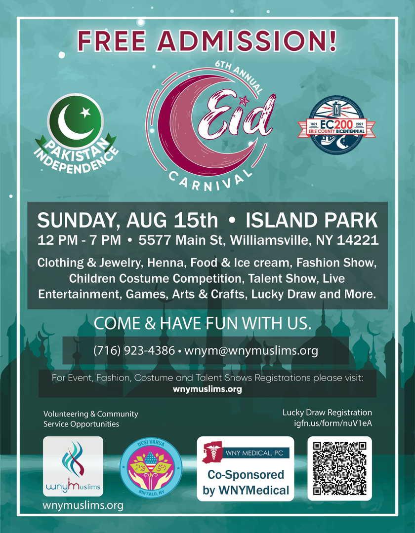 6th Annual EID Carnival