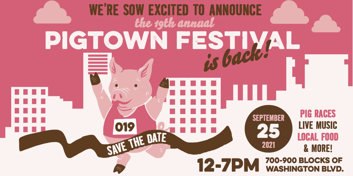 19th Annual Pigtown Festival