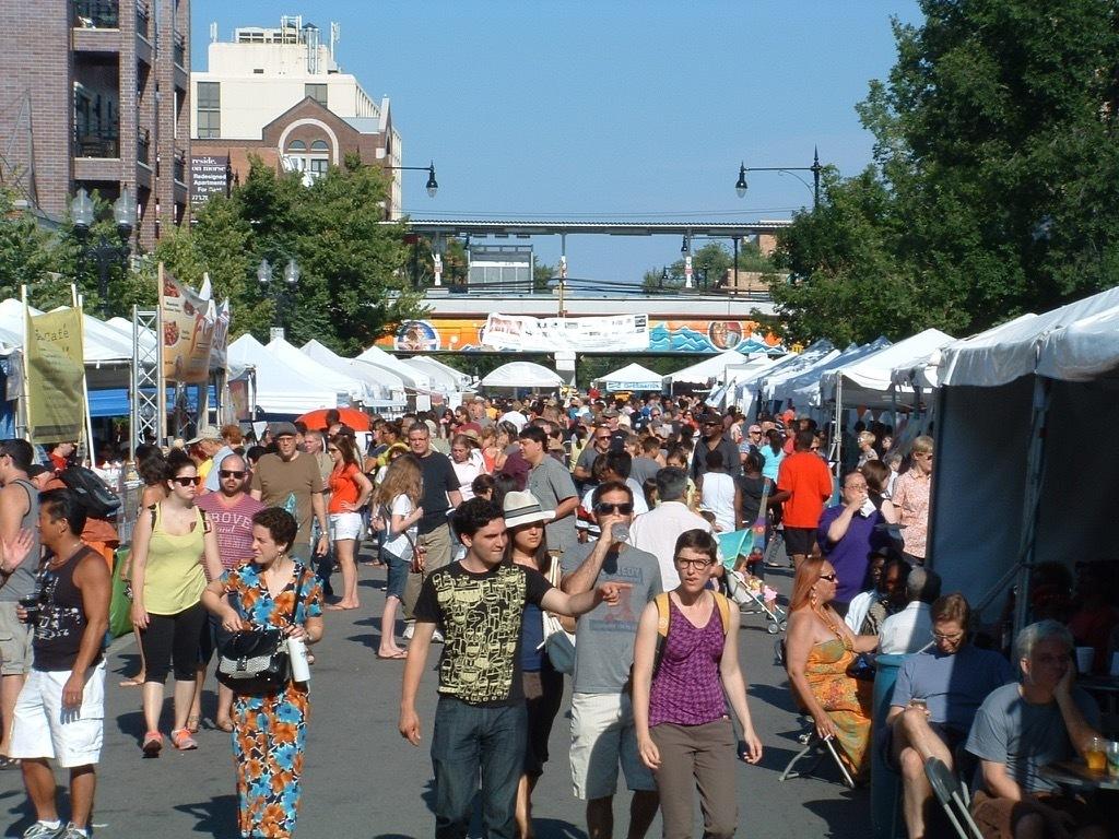 Glenwood Avenue Arts Fest