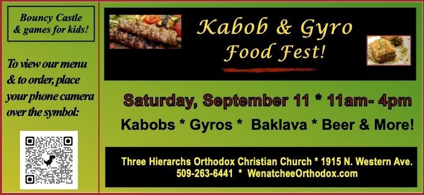 KABOB & GYRO FOOD FEST